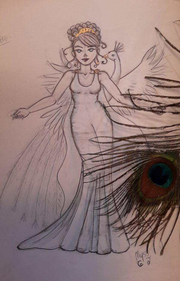Héra, déesse du mariage